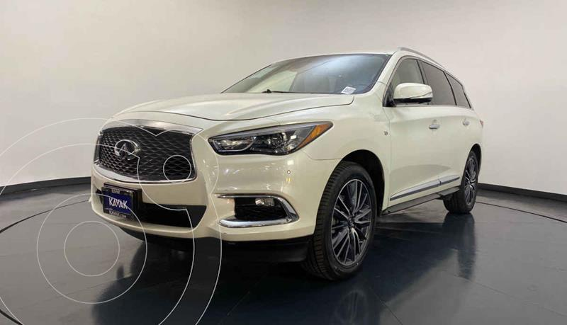 Infiniti QX60 3.5 Perfection usado (2017) color Blanco precio $482,999