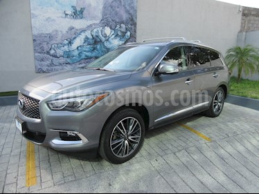 Infiniti QX60 3.5 Perfection Plus usado (2018) color Gris precio $657,000