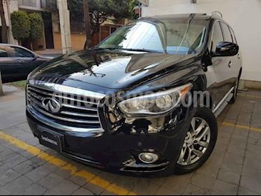 Infiniti QX60 5p QX60 Inspiration V6/3.5 Aut usado (2014) color Negro precio $315,000