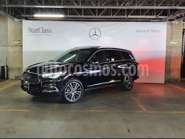 Infiniti QX60 5p QX60 HEV Plus L4/2.5 Aut usado (2018) color Negro precio $729,000