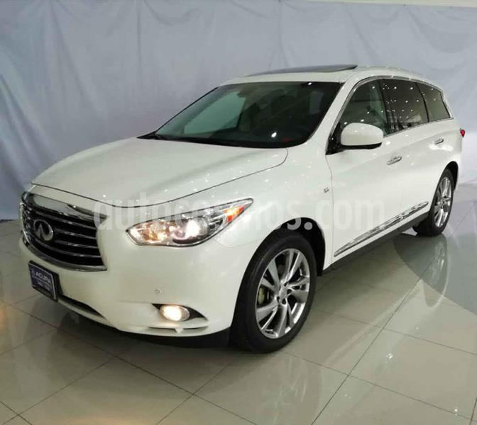 Infiniti QX60 3.5 Perfection usado (2016) color Blanco precio $420,000