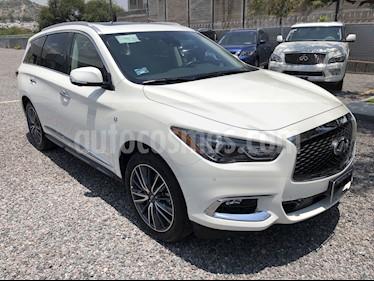 Foto venta Auto usado Infiniti QX60 QX 60 PERFECTION (2019) color Blanco precio $850,000
