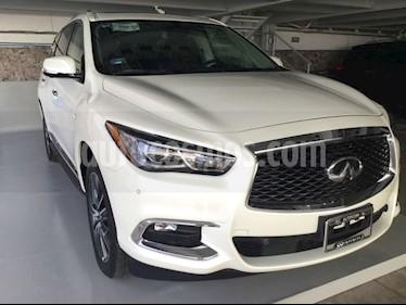 Foto venta Auto usado Infiniti QX60 QX60 2.5 HYBRID PLUS AWD AUTO 5P 7 Plazas (2018) color Blanco precio $900,000