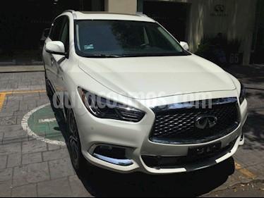 Foto venta Auto usado Infiniti QX60 QX60 2.5L HYBRID AWD (2019) color Blanco precio $999,000