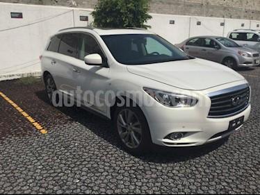 Foto venta Auto usado Infiniti QX60 QX60 3.5 PERFECTION CVT 4WD 5P 7 Plazas (2014) color Blanco precio $360,000