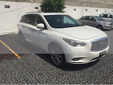 Foto Infiniti QX60 QX60 3.5 PERFECTION CVT 4WD 5P 7 Plazas usado (2014) color Blanco precio $360,000