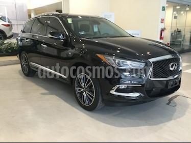 Foto venta Auto usado Infiniti QX60 QX60 3.5 PERFECTION PLUS AWD 5P 7 Plazas (2017) color Negro precio $600,000