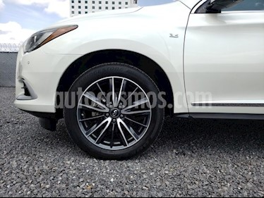 Foto venta Auto usado Infiniti QX60 QX60 3.5 PERFECTION T/A AWD (2017) color Blanco precio $680,000