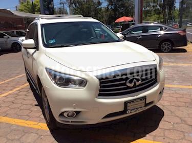 Foto venta Auto usado Infiniti QX60 QX60 3.5 PERFECTION TA AWD (2016) color Blanco precio $455,000