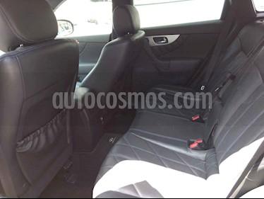 Foto venta Auto usado Infiniti QX70 3.7 Sport (2015) color Blanco precio $430,000