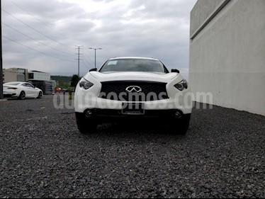 Foto venta Auto Seminuevo Infiniti QX70 3.7 (2017) color Blanco precio $780,000