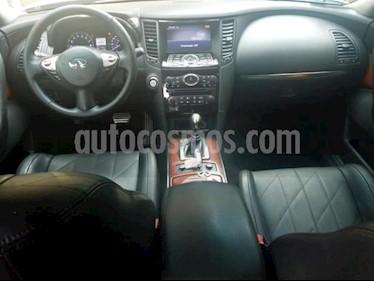 Infiniti QX70 5p QX70 Seduction V8/5.0 Aut usado (2015) color Plata precio $399,900