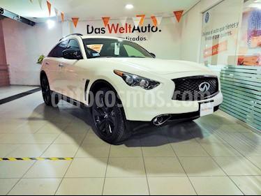 Infiniti QX70 3.7 Sport usado (2019) color Blanco precio $702,000