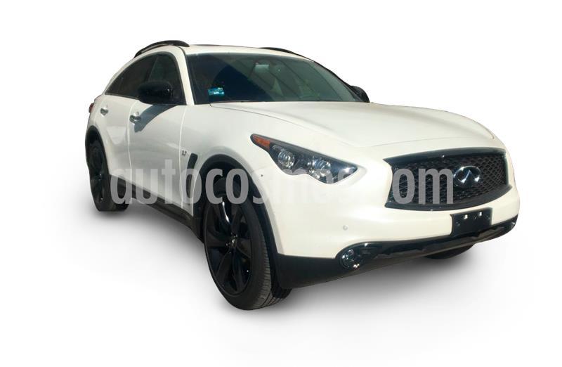 Infiniti QX70 3.7 Sport usado (2019) color Blanco precio $739,000