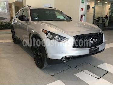 Foto venta Auto usado Infiniti QX70 QX70 3.7 SPORT 4WD AUTO 5P (2019) color Plata precio $802,000