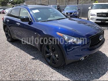 Foto venta Auto usado Infiniti QX70 QX70 3.7 SPORT 4WD AUTO 5P (2019) color Azul precio $798,000
