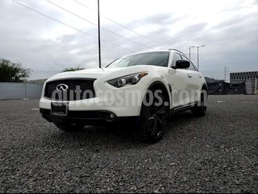 Foto venta Auto usado Infiniti QX70 QX70 3.7 SPORT AT 4WD 5P (2017) color Blanco precio $600,000