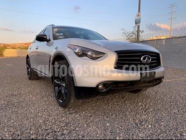 Foto venta Auto usado Infiniti QX70 QX70 3.7 SPORT T/A AWD (2016) color Plata precio $365,000