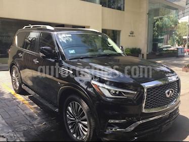Foto venta Auto usado Infiniti QX80 QX80 5.6 PERFECTION 7 PASAJEROS (2018) color Negro precio $1,050,000