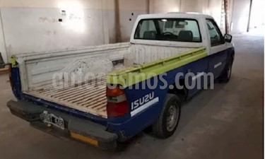 Foto venta Auto Usado Isuzu Pick up 2.5 ST 4x2 Cabina Simple (2001) color Blanco precio $170.000