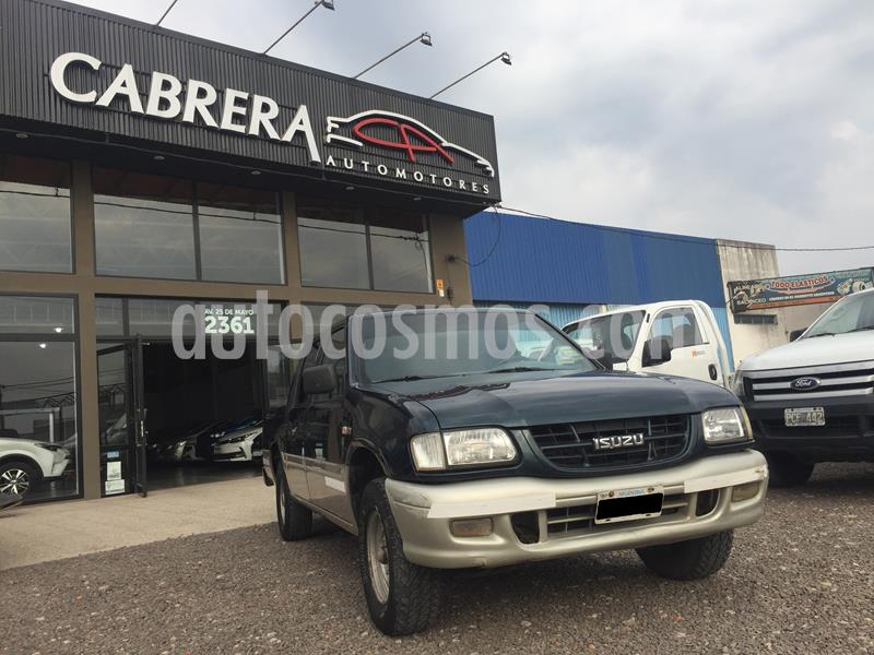 Isuzu Pick up 2.8 DLX 4x2 Cabina Doble usado (2005) color Verde precio $600.000
