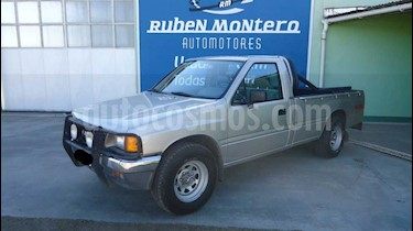 Foto venta Auto usado Isuzu Pick up DLX  2.8 cabina simple (1995) color Gris precio $310.000