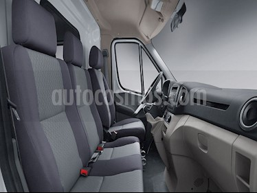 Foto venta carro usado Iveco 40.10 CAB (3310) L4 3.9i (2018) color Gris precio BoF66.500.000