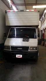 Iveco 59.12 (3959) Furgon L4 2.5i 8V usado (2009) color Blanco precio u$s7.000