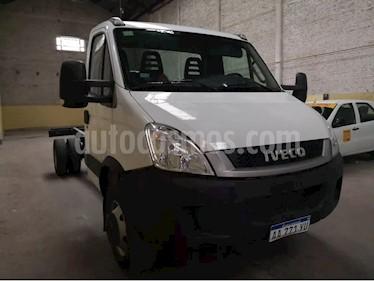 Foto venta Auto usado Iveco Daily Chasis Chasis Cabina Simple 70C16 Truck (2016) color Blanco Banchisa precio $1.470.000