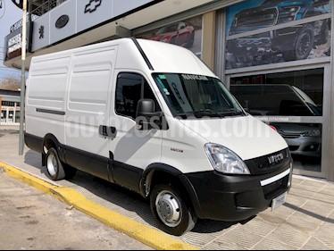 Iveco Daily Furgon H2 Gran Furgone 55C17 12.3m3 usado (2018) color Blanco Banchisa precio $2.599.000