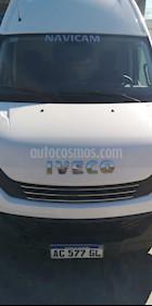 Iveco Daily Hi-Matic 2.3L TDi Aut usado (2018) color Blanco precio $2.750.000