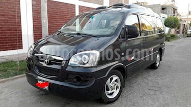 Foto venta Auto usado JAC Motors Refine 2.4L MiniBus 12P  (2015) color Negro precio u$s12,000