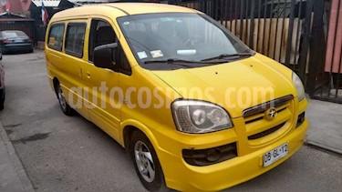 JAC Motors Refine Escolar 2.8L  usado (2011) color Amarillo precio $6.500.000