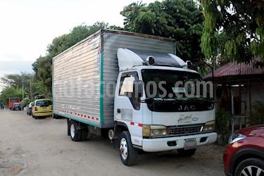 JAC Motors S2 Urban 1.3L Luxury usado (2007) color Blanco precio $45.000.000