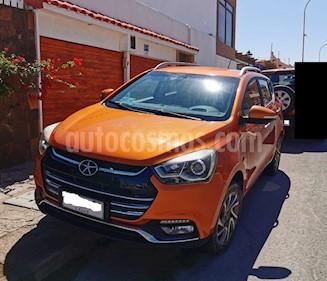 JAC Motors S2 1.5L Luxury usado (2018) color Naranja precio $6.000.000