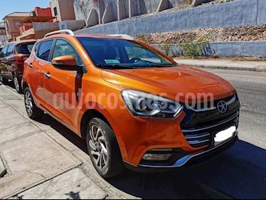 JAC Motors S2 Luxury  usado (2018) color Naranja precio $6.300.000