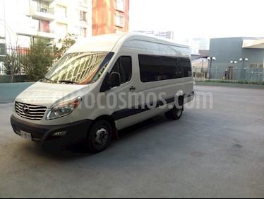 JAC Sunray Executive Limited PL 14a usado (2014) color Blanco precio $17.800.000