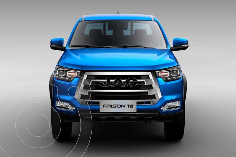 Foto JAC Frison T8 2.0L nuevo color Azul Electrico financiado en mensualidades(enganche $464,000 mensualidades desde $464,000)