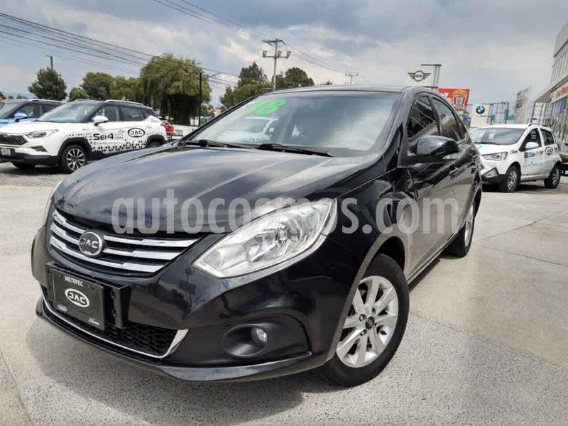 JAC J4 1.5L usado (2018) color Negro precio $160,000