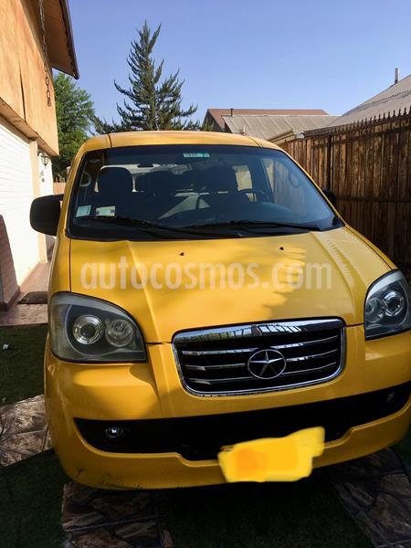 JAC Refine Escolar 12P  usado (2014) color Amarillo precio $7.000.000