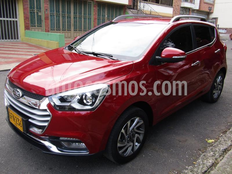 JAC S2 1.5L  usado (2019) color Rojo precio $42.000.000