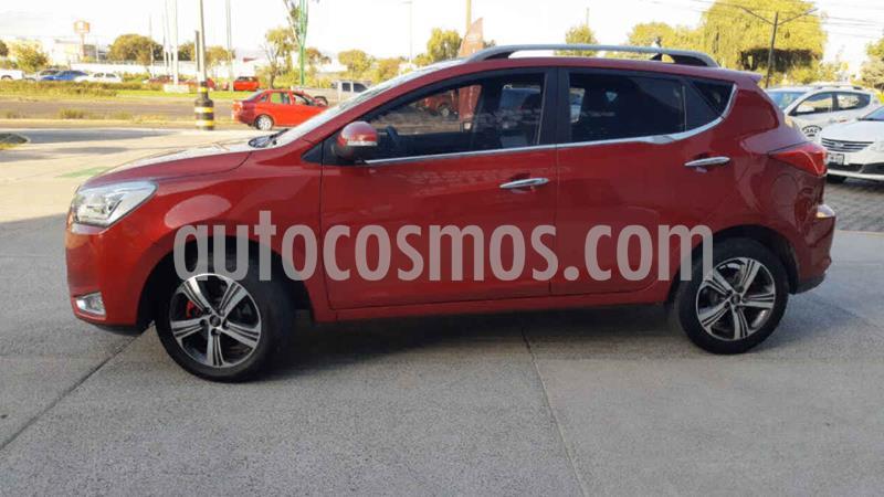 JAC Sei 2 Active Aut usado (2019) color Rojo precio $239,000