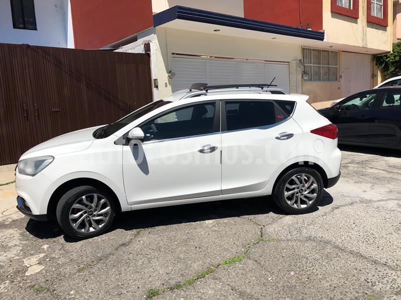 JAC Sei 2 Quantum Aut usado (2018) color Blanco precio $185,000