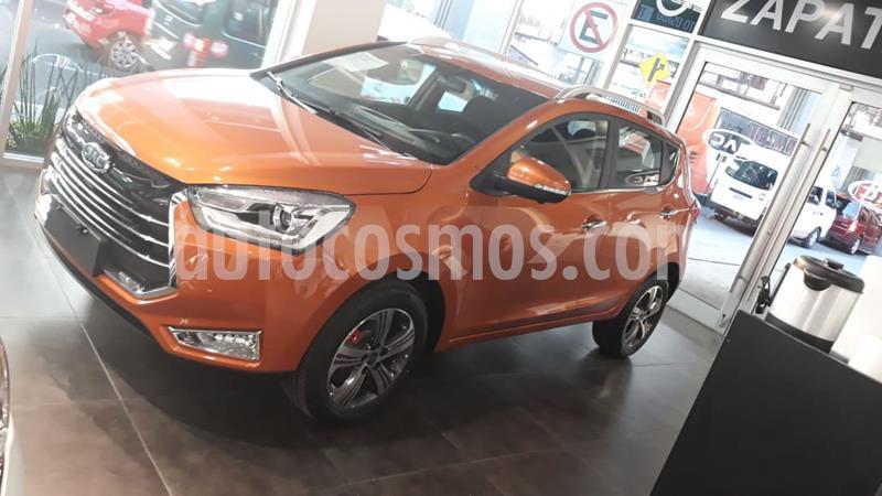 JAC Sei 2 Active nuevo color Naranja precio $292,000