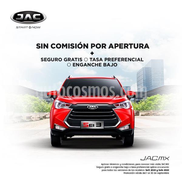 JAC Sei 3 Connect Aut nuevo color Gris precio $370,000