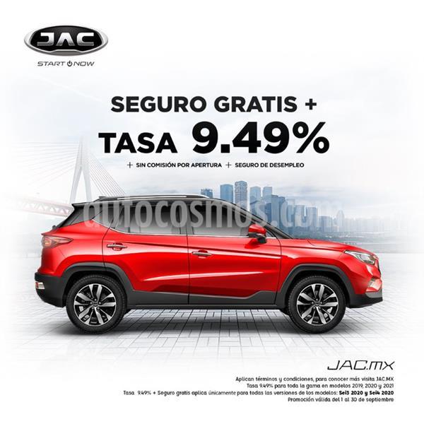 JAC Sei 4 Active nuevo color Rojo precio $395,000
