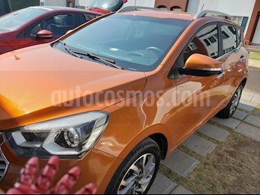 Foto venta Auto usado JAC Sei2 Quantum Aut (2018) color Naranja precio $215,000