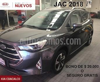 Foto venta Auto usado JAC Sei3 5p L4/1.6 Aut (2018) color Gris precio $260,000