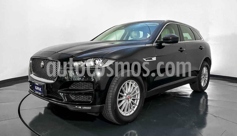 Jaguar F-Pace Prestige usado (2017) color Negro precio $694,999