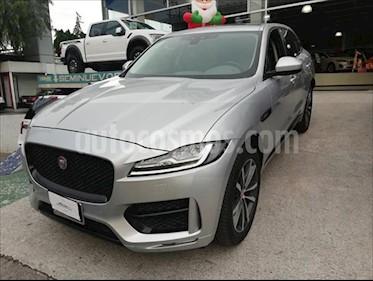 Jaguar F-Pace R-Sport usado (2017) color Plata precio $789,900